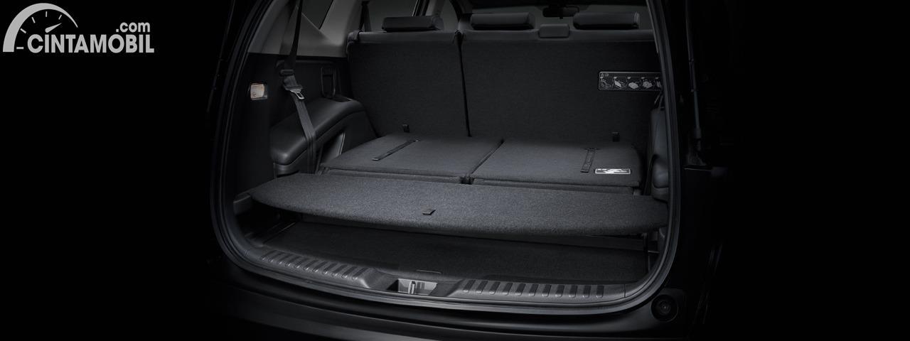 Gambar bagasi Honda CR-V Facelift 2020