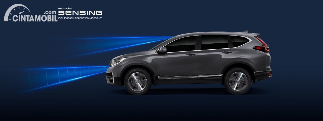 Gambar Honda Sensing di Honda CR-V Facelift 2020