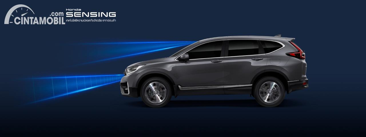 Gambar Honda SENSING CR-V Facelift 2020