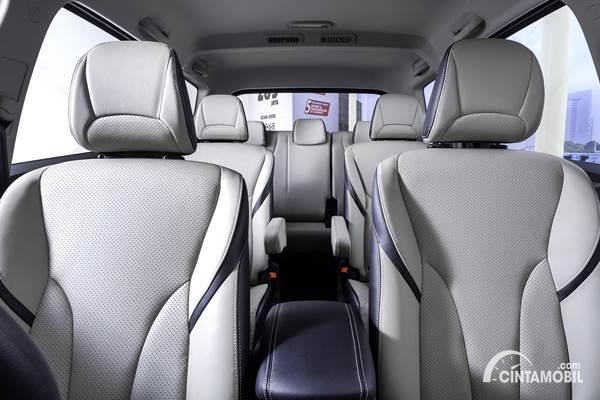 Wuling Cortez CT Type S Interior