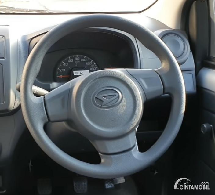 Gambar setir Daihatsu Ayla 1.0 D MT 2020