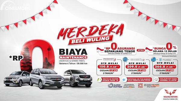 Banner Promo Merdeka Beli Wuling