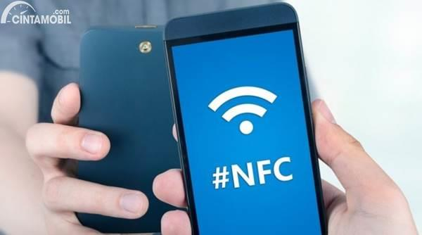Ponsel Berfitur NFC