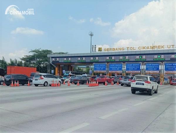 167 Ribu Kendaraan Meninggalkan Jakarta di H-3 Libur HUT RI