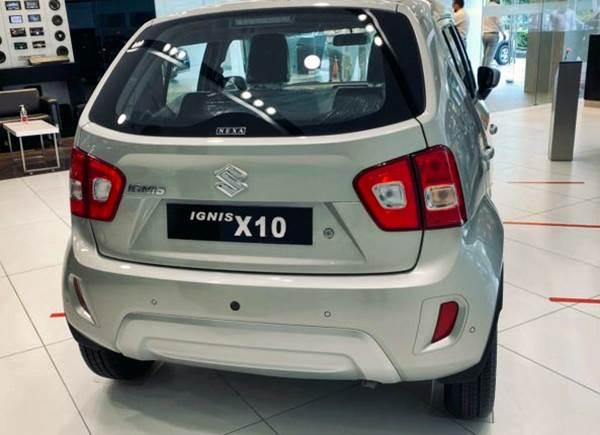 Suzuki Ignis Sigma X10 Rear
