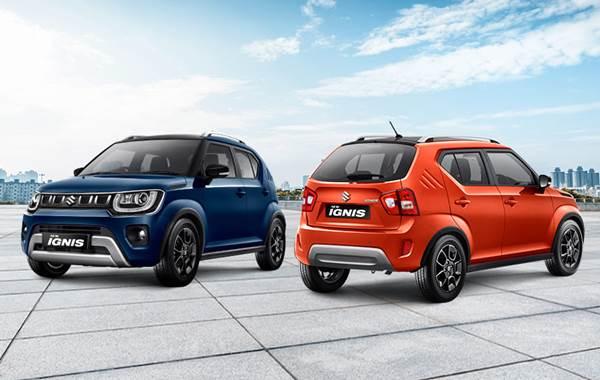 Suzuki Ignis X10 Ditawarkan Mulai Rp 102 Jutaan