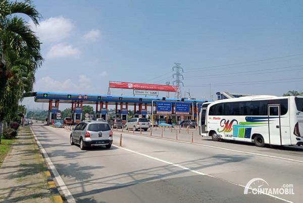 2 Hari Arus Balik, Belum Ada 300 Ribu Kendaraan Yang Masuk Jakarta