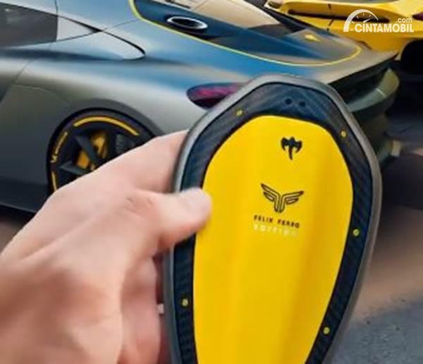 Koenigsegg Gemera Key Concept