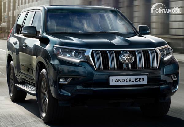 Toyota Land Cruiser Prado 2021 Pakai Mesin Fortuner