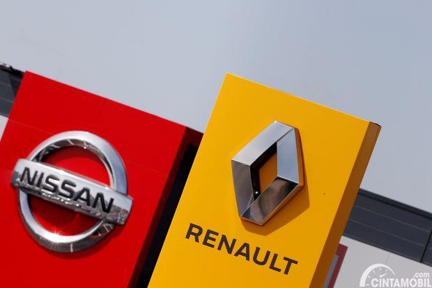 Gambar menunjukan Renault Nissan