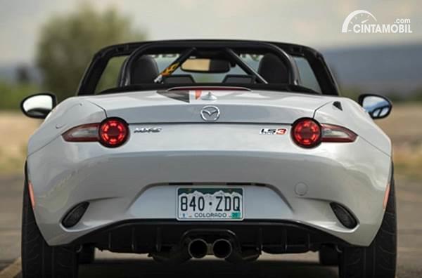 Mazda Miata LS3 engine