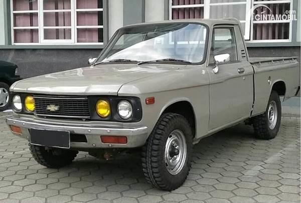 Chevrolet LUV bekas