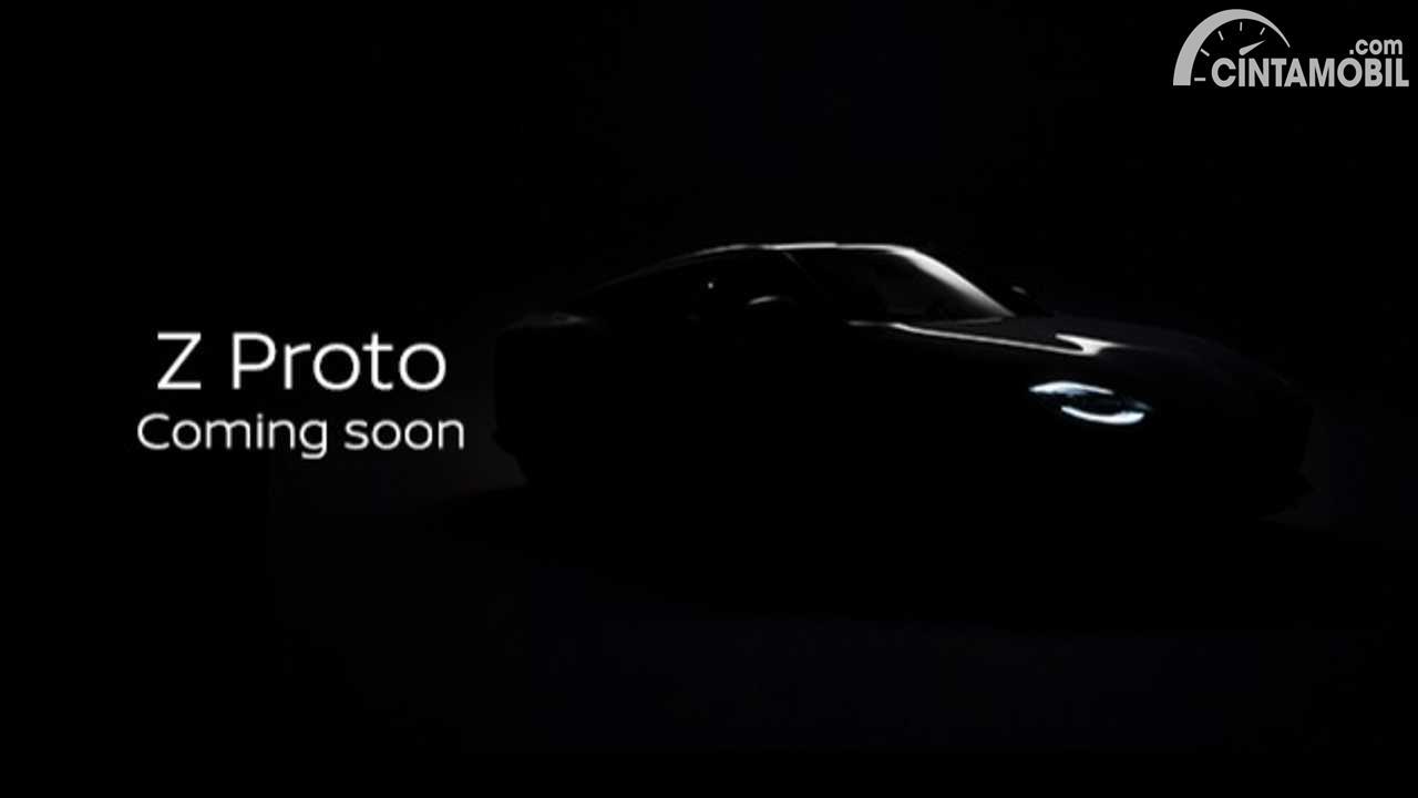 Nissan Bocorkan Z Proto, 400Z Versi Produksi?