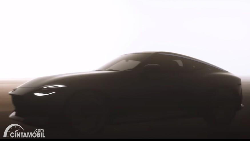 Teaser Sportcar Nissan Z Sportscar