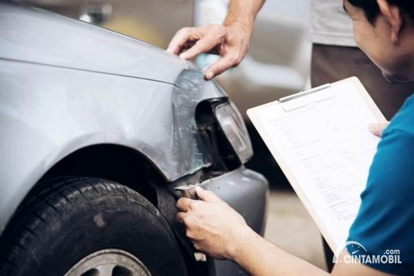 Proses Survei Asuransi Mobil