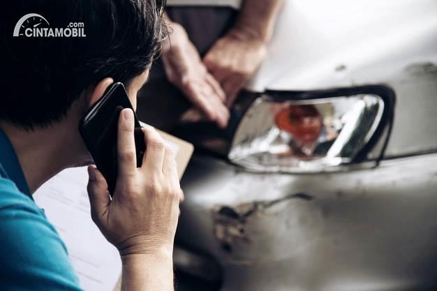 Lapor Pihak Asuransi Mobil