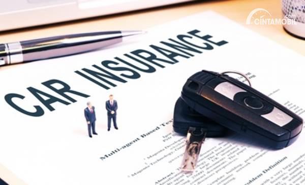 Perjanjian Asuransi Mobil