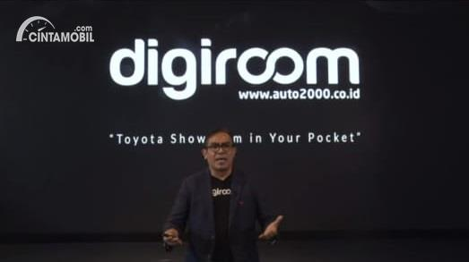 Gambar menunjukan Auto2000 Digiroom