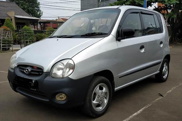 Hyundai Atoz dijual