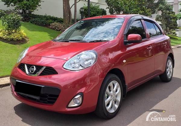Nissan March dijual
