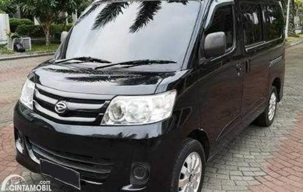 Daihatsu Luxio Dijual