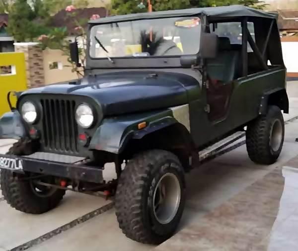Jeep Willys Dijual