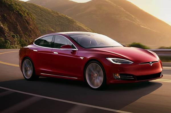 Tesla Model S dijual