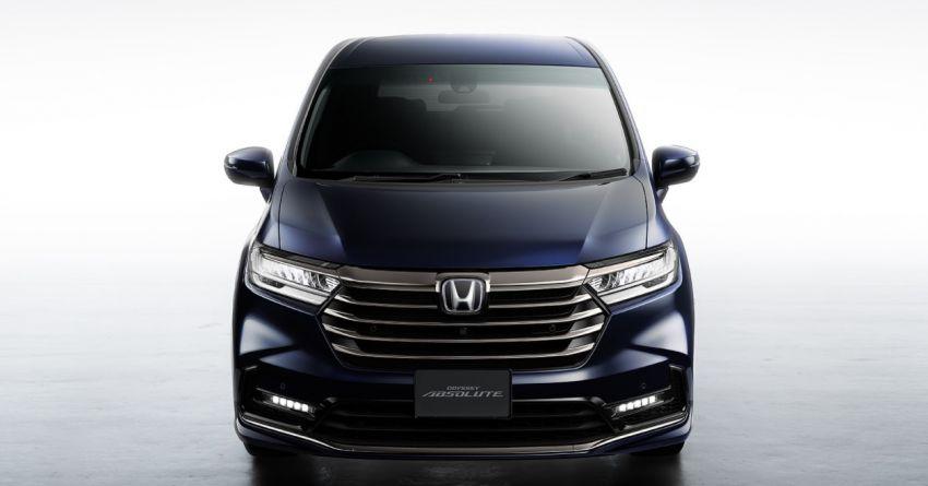Honda Segarkan Odyssey 2020, Geser Pintu Bisa Pakai Gesture Control