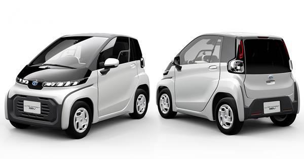 Toyota BEV concept