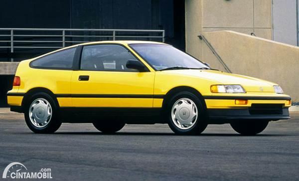 Honda CRX Dijual