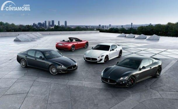 Maserati Siapkan SUV Grecale dan 12 Mobil Baru Lain