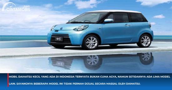 5 Mobil Daihatsu Kecil yang Pernah Singgah di Indonesia
