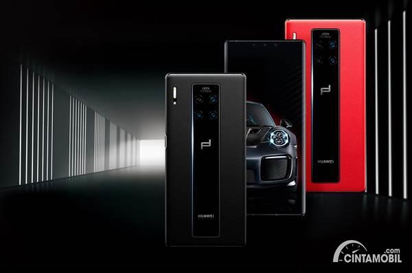 Huawei Mate 30 RS, Ponsel Mewah Kolaborasi dengan Porsche