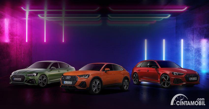 Audi RS Berteknologi Plug-in Hybrid Tengah Dikembangkan
