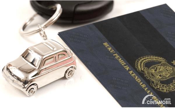 Contoh Surat Kuasa Pengambilan BPKB Mobil di Leasing atau Kantor Samsat