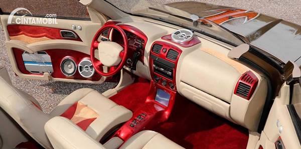 Chevrolet Colorado Lowrider Roadster Interior