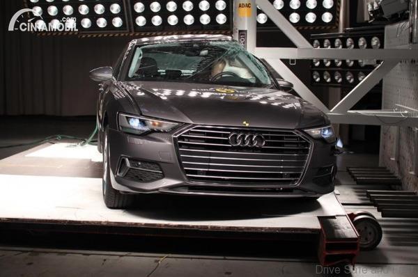 All New Audi A6 Dapat Peringkat Bintang 5 EURO NCAP