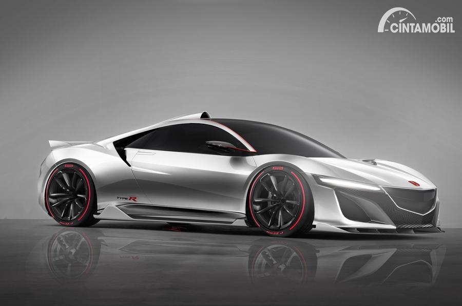 Honda NSX Type R dan Convertible Dikabarkan Launching 2021