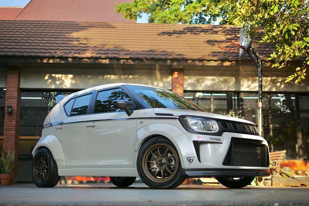 Suzuki Ignis supergiveaway IMX 2020 depan