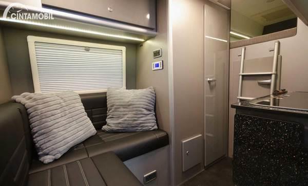 Mercedes-Benz Sprinter Camper Van interior