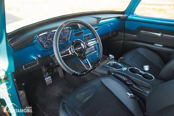 Ford F-100 1954 Custom Interior