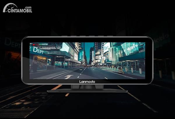 Lanmodo Vast Pro 8 inch screen