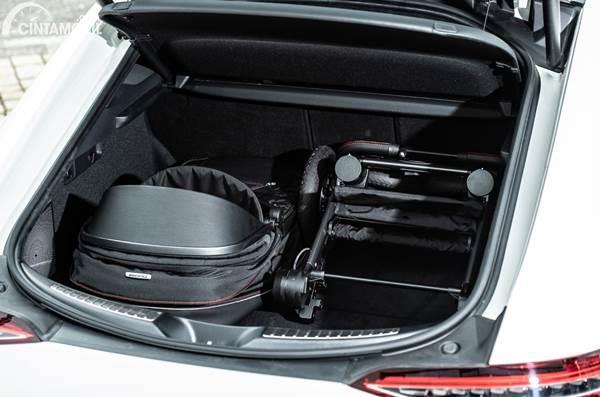 Baby Stroller Mercedes-AMG