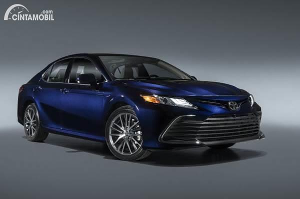 Toyota Camry 2021 Disuntik Banyak Fitur Baru