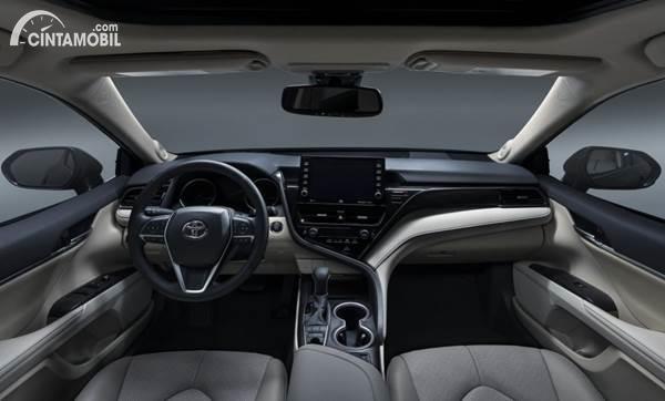 Toyota Camry 2021 interior