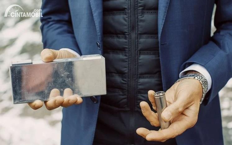 CEO Spotify Daniel Ek Jadi Investor Pabrik Baterai Mobil Listrik
