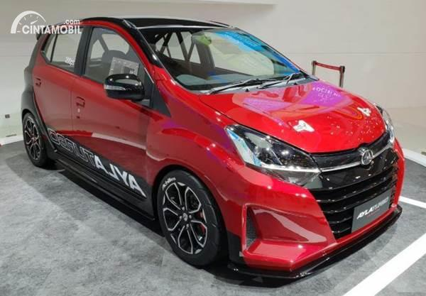 Daihatsu Ayla Turbo Concept