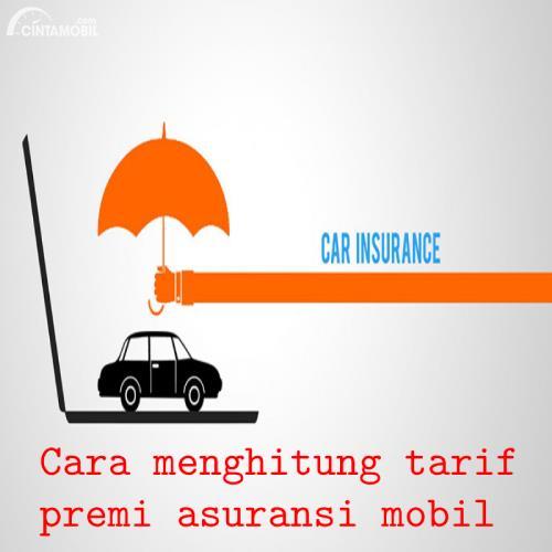 Seperti Ini Cara Menghitung Premi Asuransi Mobil
