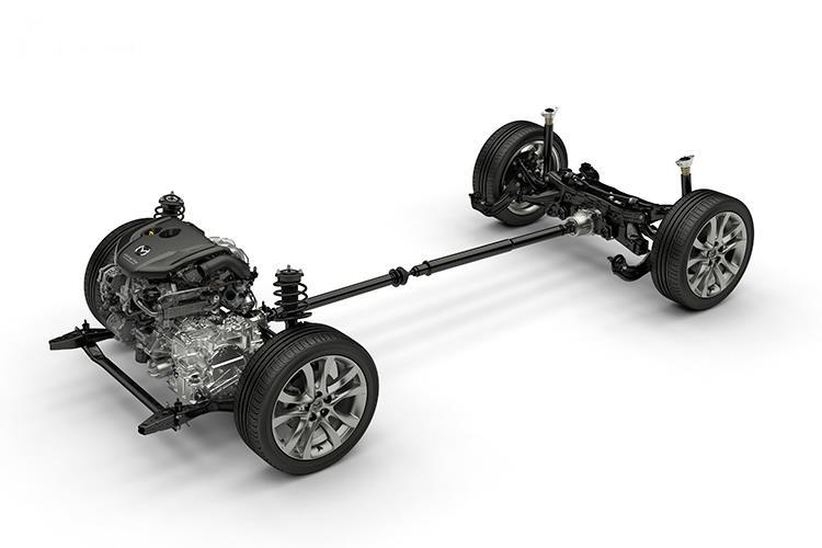 kendaraan yang memiliki komponen penggerak roda depan