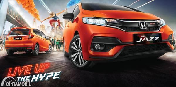 Honda Jazz Terbaru 2020